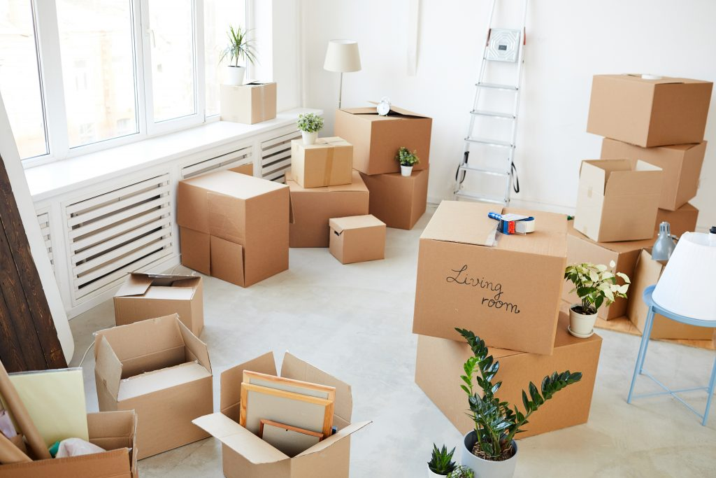 Affordable Movers Packing